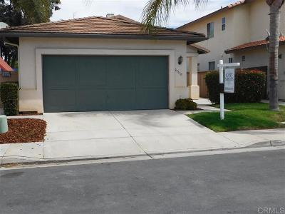 Temecula Single Family Home For Sale: 27530 Parkside Drive