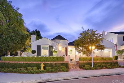 La Costa Valley Single Family Home Sold: 2867 Camino Serbal