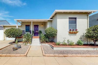 Talmadge, Talmadge/College Area Single Family Home For Sale: 4574 44th Street