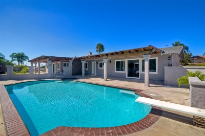Oceanside Single Family Home For Sale: 2334 Littler Ln
