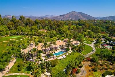 Rancho Santa Fe Single Family Home For Sale: 6676 Las Arboledas