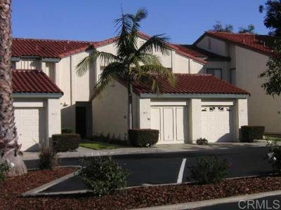 Carlsbad Townhouse For Sale: 922 Fuchsia Lane