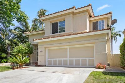 Carlsbad Single Family Home Sold: 7078 Primentel
