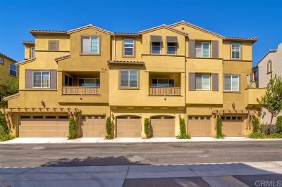 San Marcos Townhouse For Sale: 2514 Antlers Way