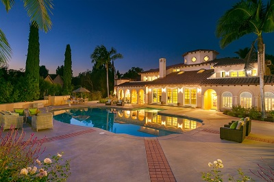 Rancho Santa Fe Single Family Home For Sale: 17335 Calle Mayor