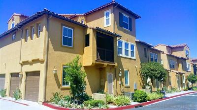Townhouse For Sale: 17071 Calle Trevino #1