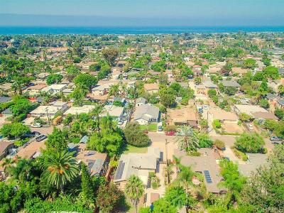Encinitas Single Family Home For Sale: 815 Del Rio Avenue