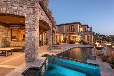 La Jolla Single Family Home For Sale: 6604 Muirlands Dr