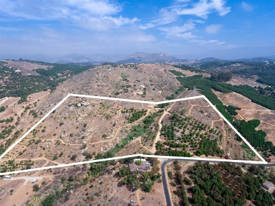 Valley Center Residential Lots & Land For Sale: 11358 Calle Oro Verde #1