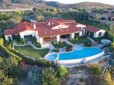 Single Family Home For Sale: 8084 Entrada De Luz East