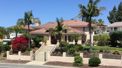 Vista Single Family Home For Sale: 1630 Mesa Verde Dr.