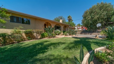 Vista Single Family Home For Sale: 2287 Mira Sol Dr