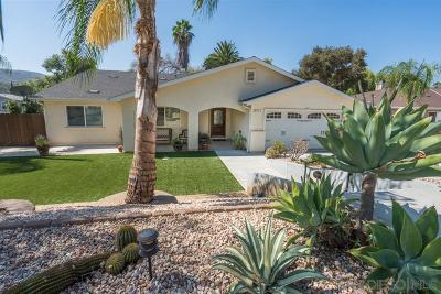 Single Family Home Pending: 13771 Sarah