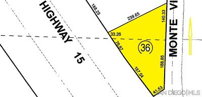 Riverside County Residential Lots & Land For Sale: Monte Vista #6