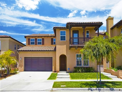 Otay Ranch Single Family Home For Sale: 1653 Irwin