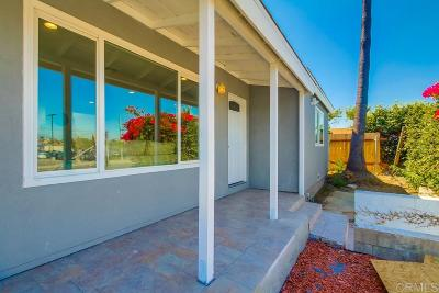 Vista Single Family Home For Sale: 629 N Santa Fe Ave.