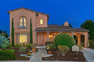 San Diego Single Family Home Sold: 7551 Delfina