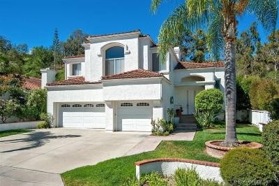Oceanside Single Family Home For Sale: 4919 Colusa Dr