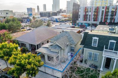 Single Family Home For Sale: 424 17th St