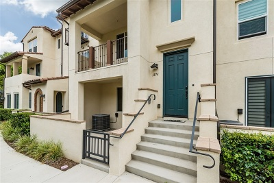 Carlsbad Townhouse For Sale: 1874 Black Mustard Ln