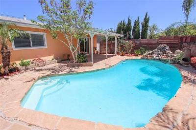 Single Family Home For Sale: 4321 Conrad Ave