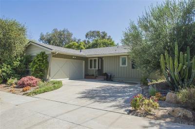 San Diego Single Family Home Pending: 4819 59th Street