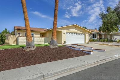 Single Family Home For Sale: 13036 Via Caballo Rojo