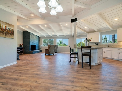 Vista Single Family Home For Sale: 1608 Sunrise Drive