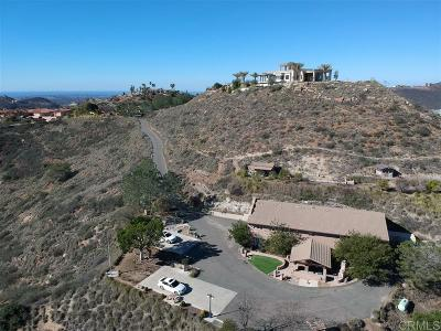 San Marcos Single Family Home For Sale: 2297 Sunshine Mountain Road