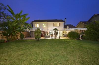 Oceanside Single Family Home For Sale: 1460 Eastmore Pl