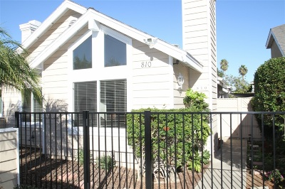 Carlsbad Single Family Home For Sale: 810 Windward Ln