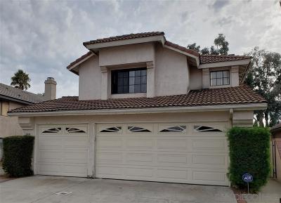 Single Family Home For Sale: 9339 Parus Pt