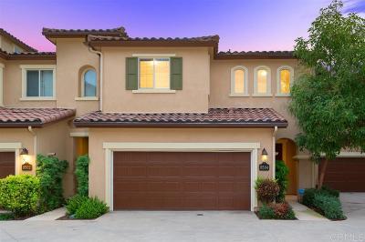 Del Sur, Del Sur Community, Del Sur/Santa Fe Hills Attached For Sale: 8504 Old Stonefield Chase