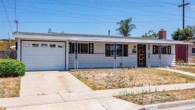 Single Family Home For Sale: 4651 Almayo