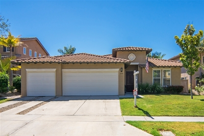 Otay Ranch Single Family Home For Sale: 1258 Lindsay St.