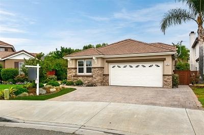 San Marcos Single Family Home For Sale: 574 Golf Glen Dr