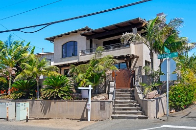 Encinitas Single Family Home For Sale: 1403 Neptune Ave