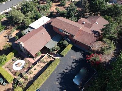 el cajon Single Family Home For Sale: 1597 Hilltop Dr.