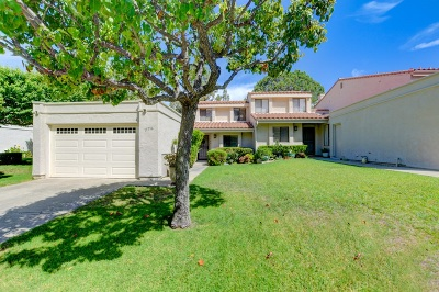 Poway Attached For Sale: 17736 Valle De Lobo Drive