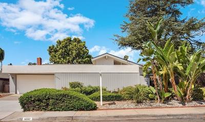San Diego Single Family Home Pending: 6062 Charae Street