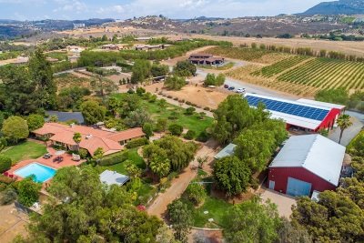 Valley Center Business Opportunity For Sale: 30803 Hilltop View Court