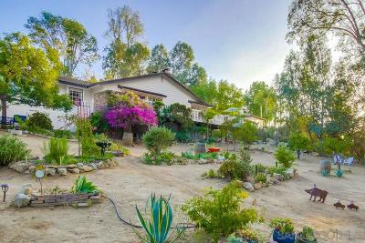 Single Family Home For Sale: 13229 Stone Canyon Road