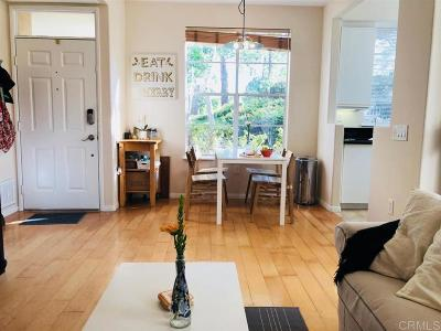 San Diego CA Rental For Rent: $2,600