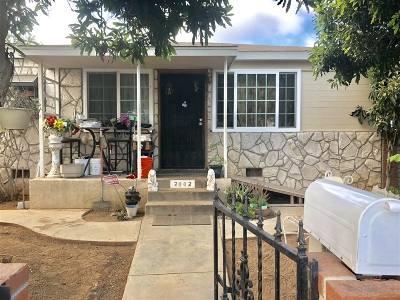 Single Family Home For Sale: 2942 Preece Street