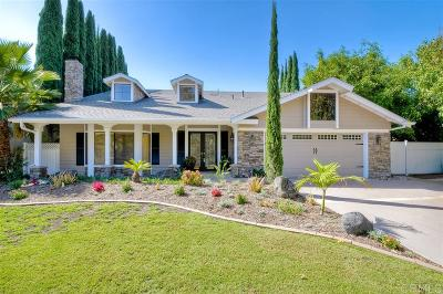 Oceanside Single Family Home For Sale: 2351 Carriage Circle