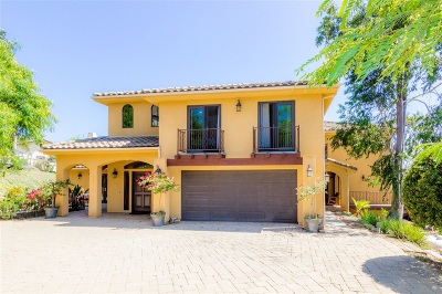Single Family Home For Sale: 2915 Sunset Hills