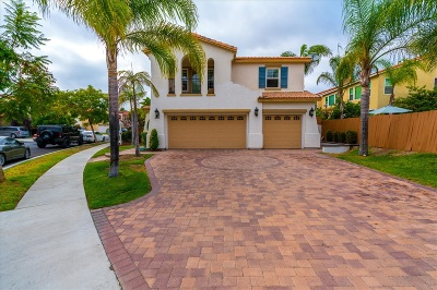 San Diego Single Family Home For Sale: 4848 Sea Coral Dr.