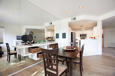 San Diego Townhouse Contingent: 12087 World Trade Dr #3