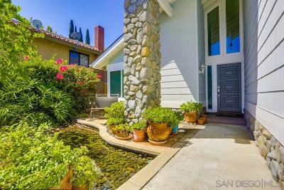 Single Family Home For Sale: 11318 Del Diablo St