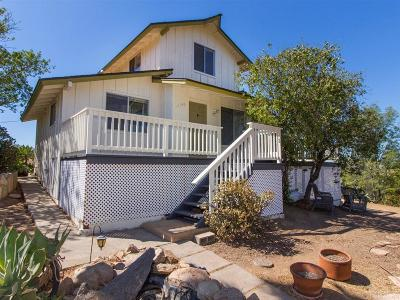 Single Family Home For Sale: 38342 Rainbow Heights Pl